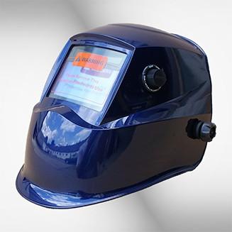 Przyłbica spawalnicza 2500G+ blue