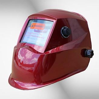 Przyłbica spawalnicza 2500G+ red