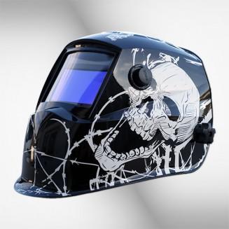 Przyłbica spawalnicza 2500G+ skull