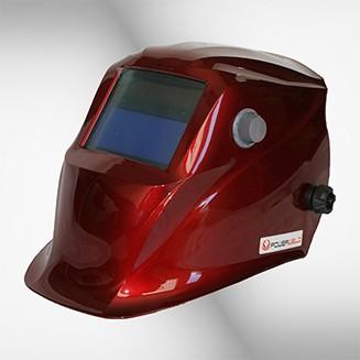Przyłbica spawalnicza 5600G red
