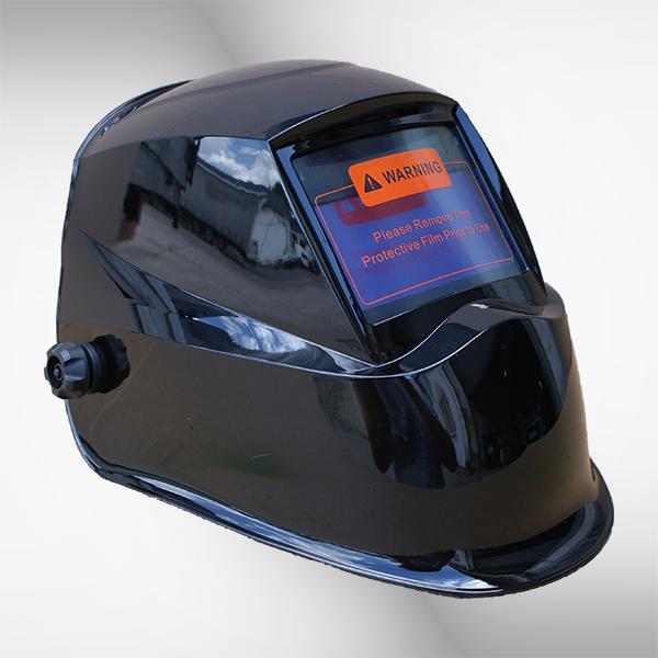 Przyłbica spawalnicza 2610G+ black 2
