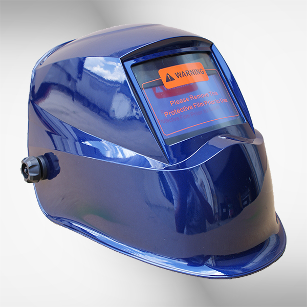 Przyłbica spawalnicza 2610G+ blue 2