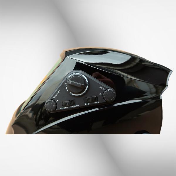 Przyłbica spawalnicza 5958E black 3