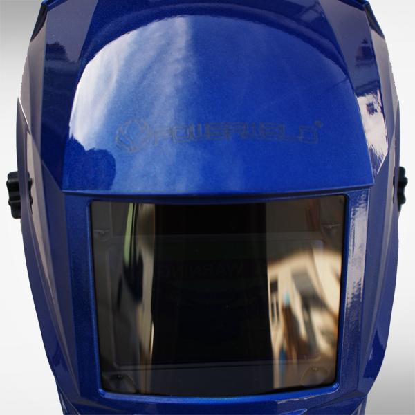 Przyłbica spawalnicza 8111B blue 2
