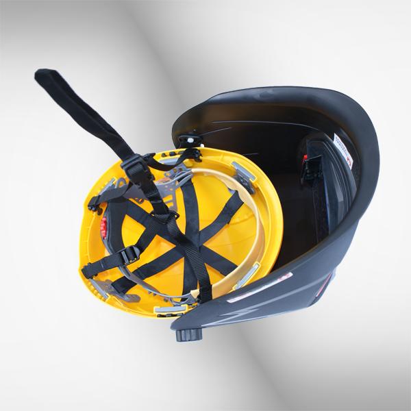 Przyłbica spawalnicza INTEGRAL 718G EL 5